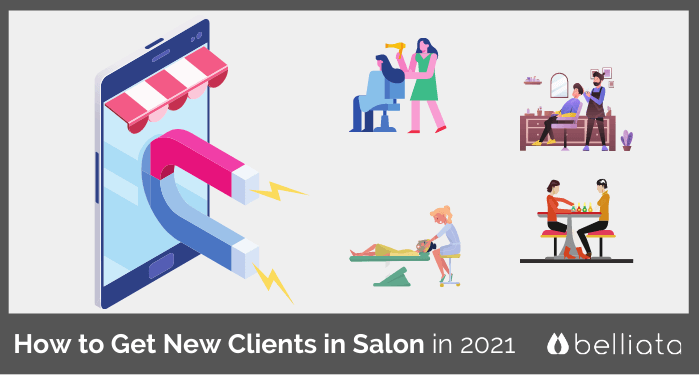 how to get new clients in a salon